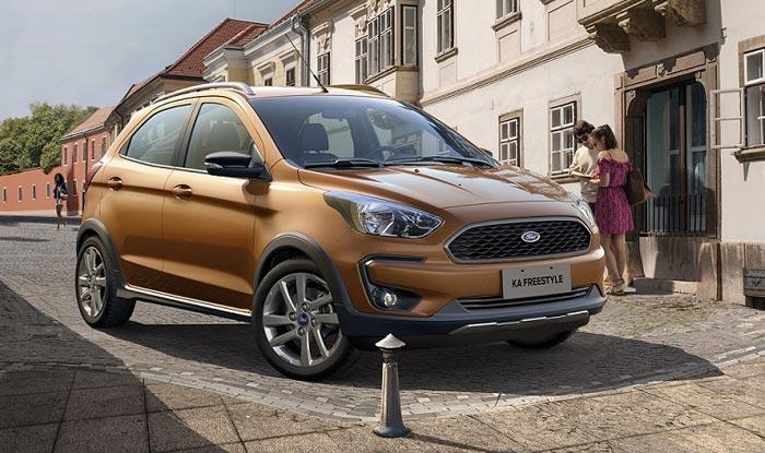 Con ustedes, el nuevo Ford Ka para Argentina
