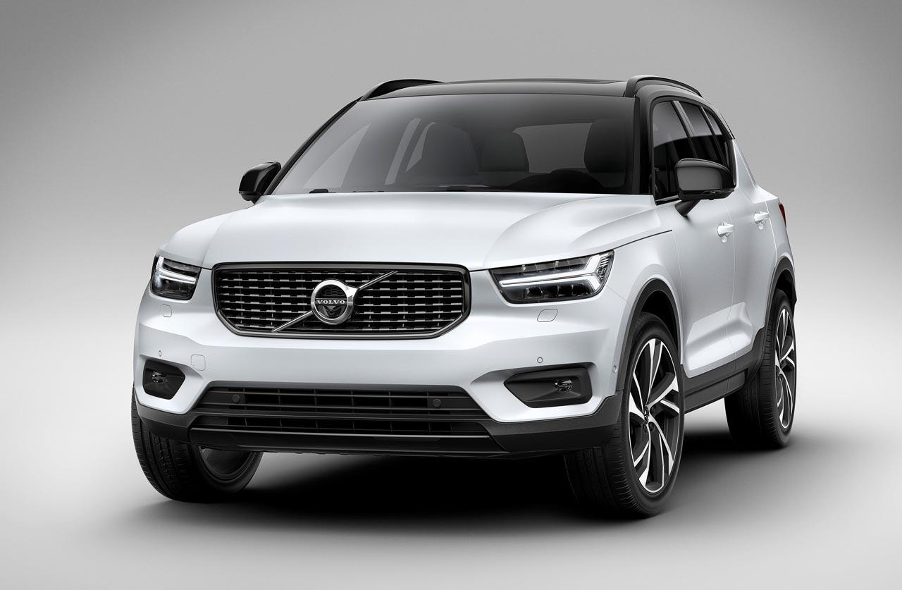 Volvo lanzó el XC40 en Argentina