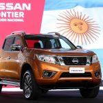 La Nissan Frontier ya es argentina