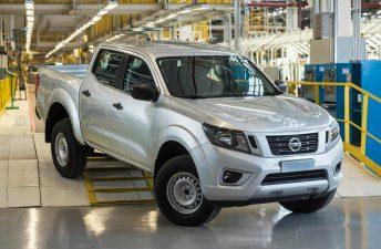 La Nissan Frontier con 160 CV ya está en Brasil