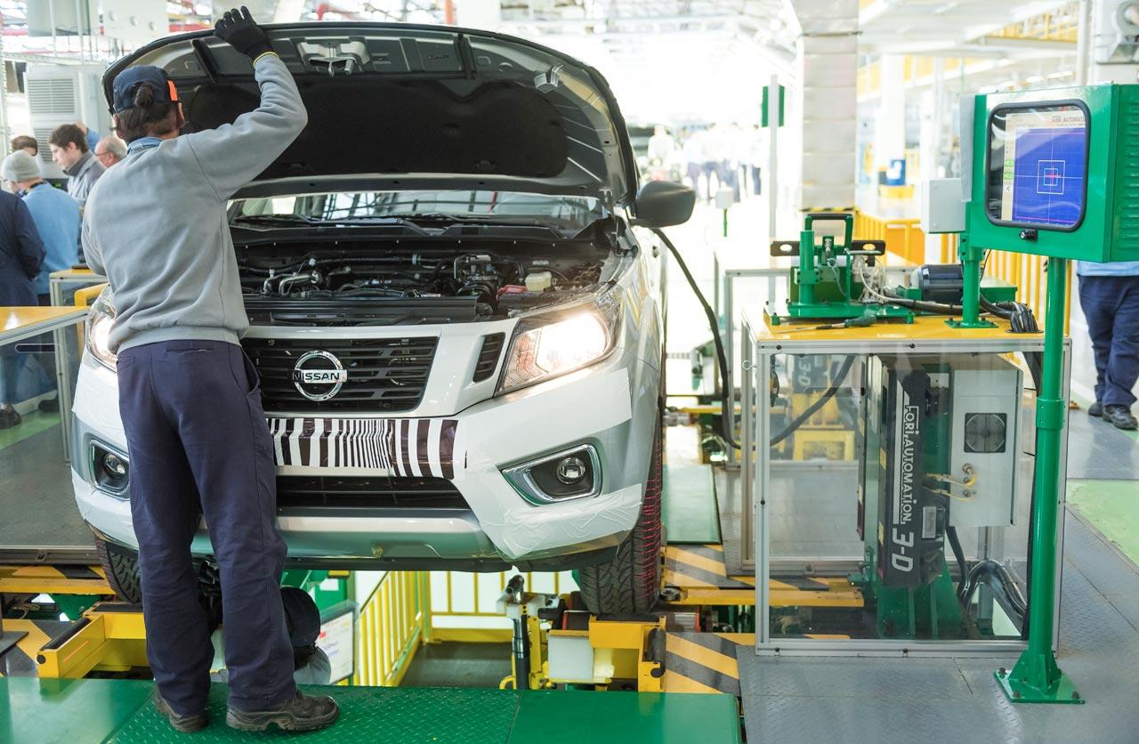 Regreso a la actividad: Nissan retoma la producción en América Latina