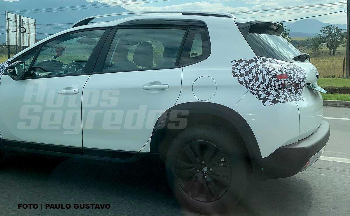 Peugeot 2008 2019 Brasil