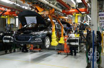 La planta de General Motors en Argentina ya fabricó 1,5 millones de vehículos