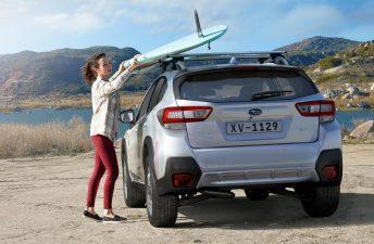 Subaru despide el año con importantes beneficios