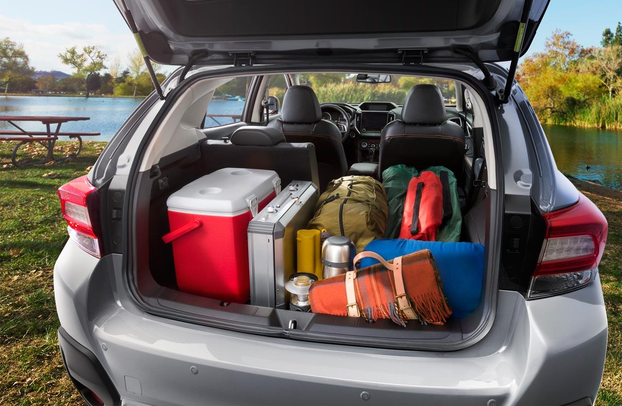 Baúl Subaru All New XV