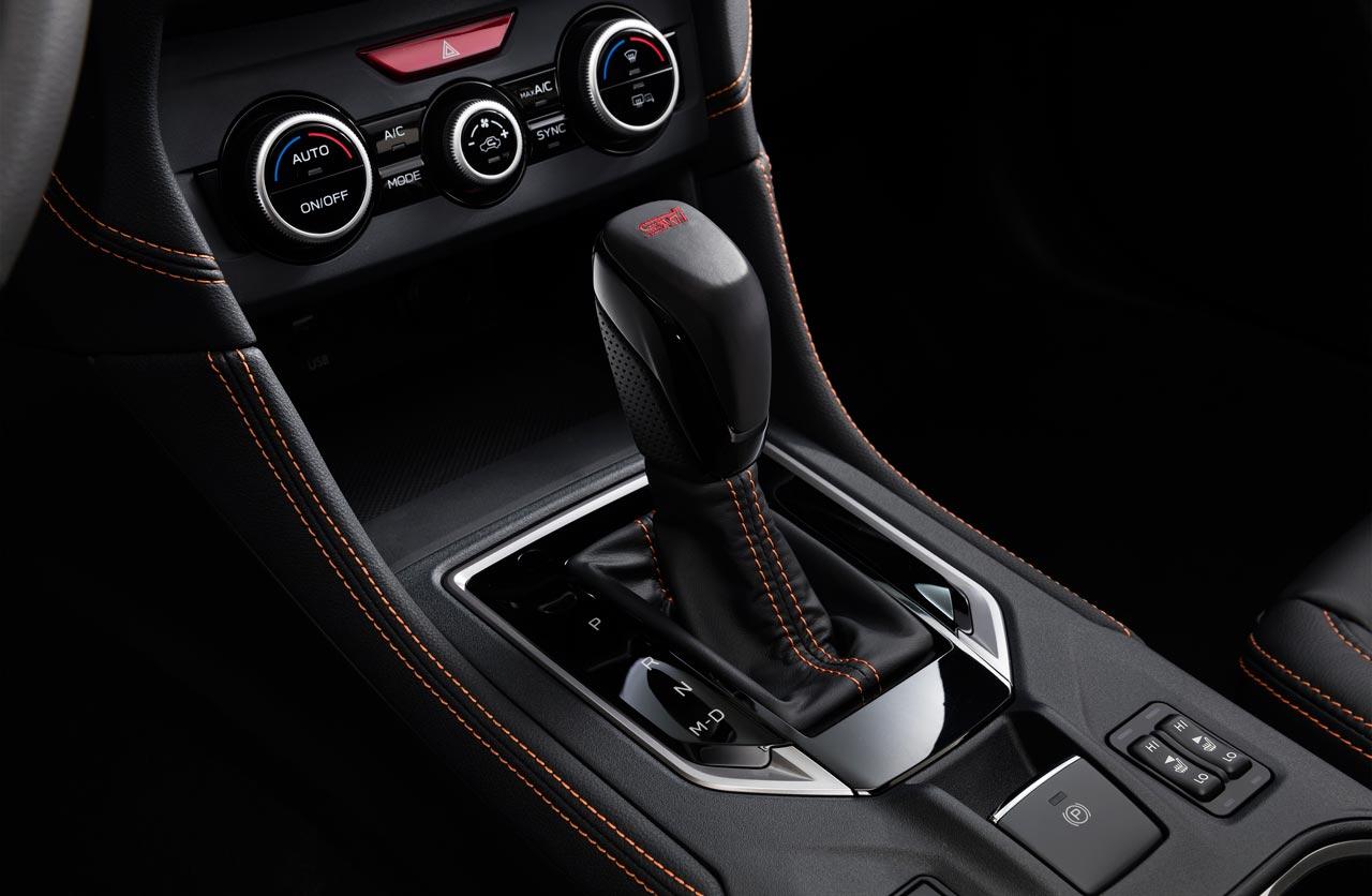 Caja automática Subaru All New XV