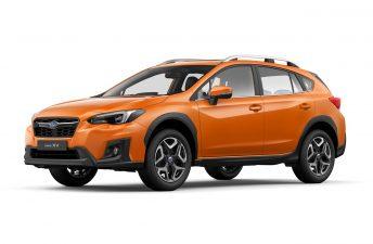 Más tecnología para la gama del Subaru XV