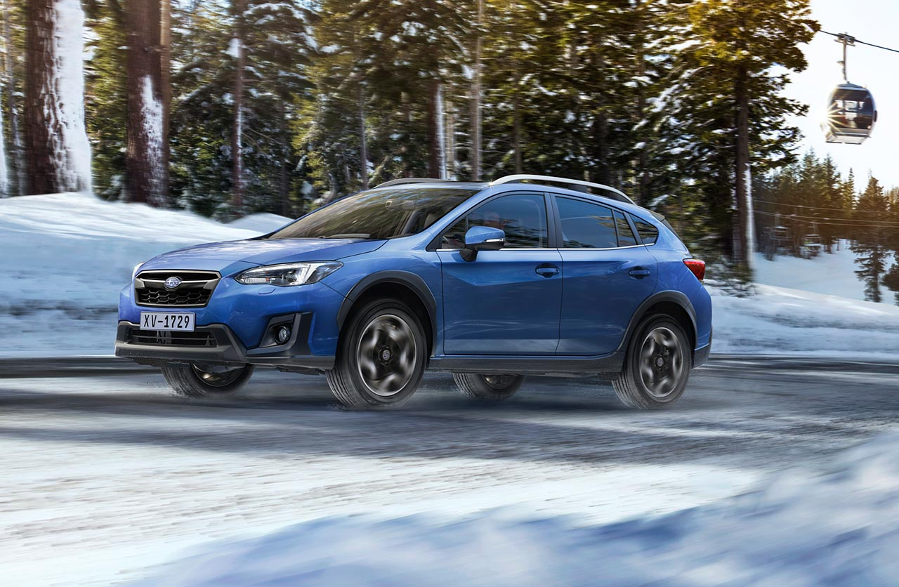 Subaru All New XV