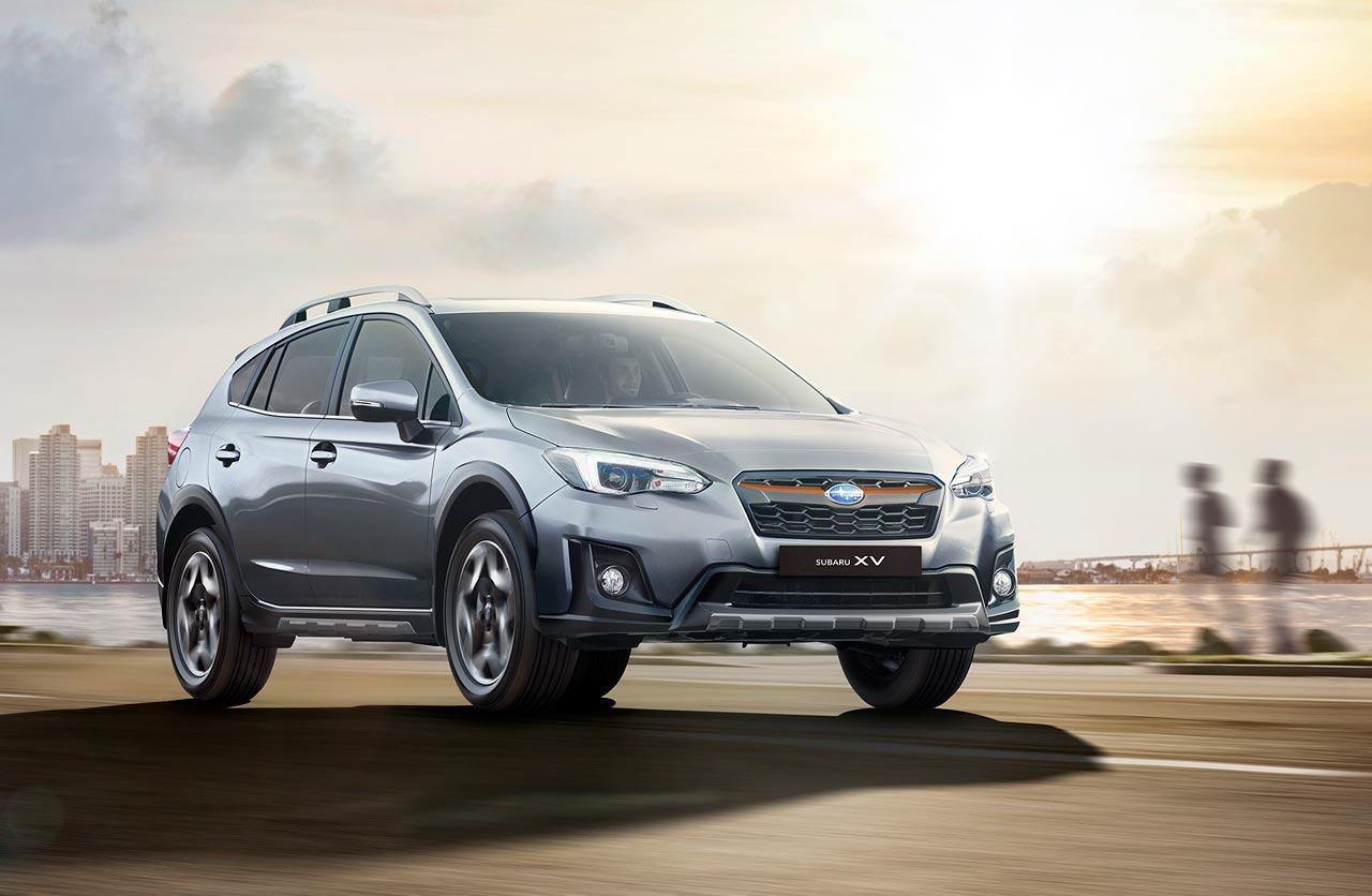 Subaru All New XV