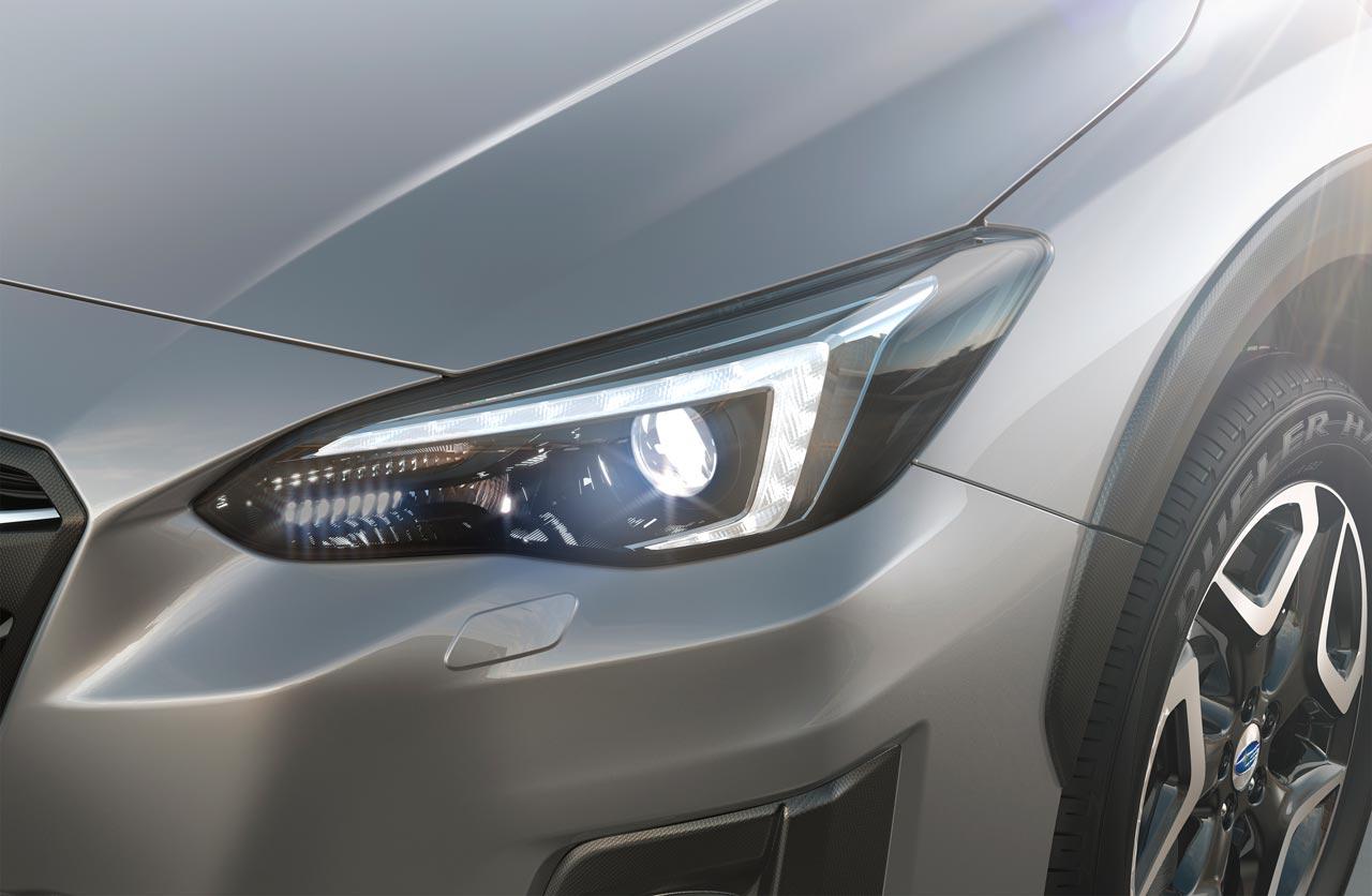 Faros LED Subaru All New XV