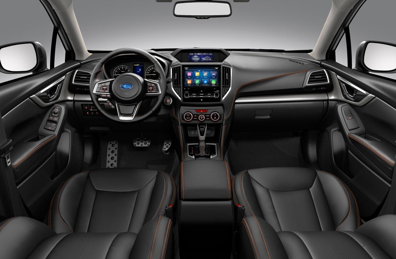 Interior Subaru All New XV