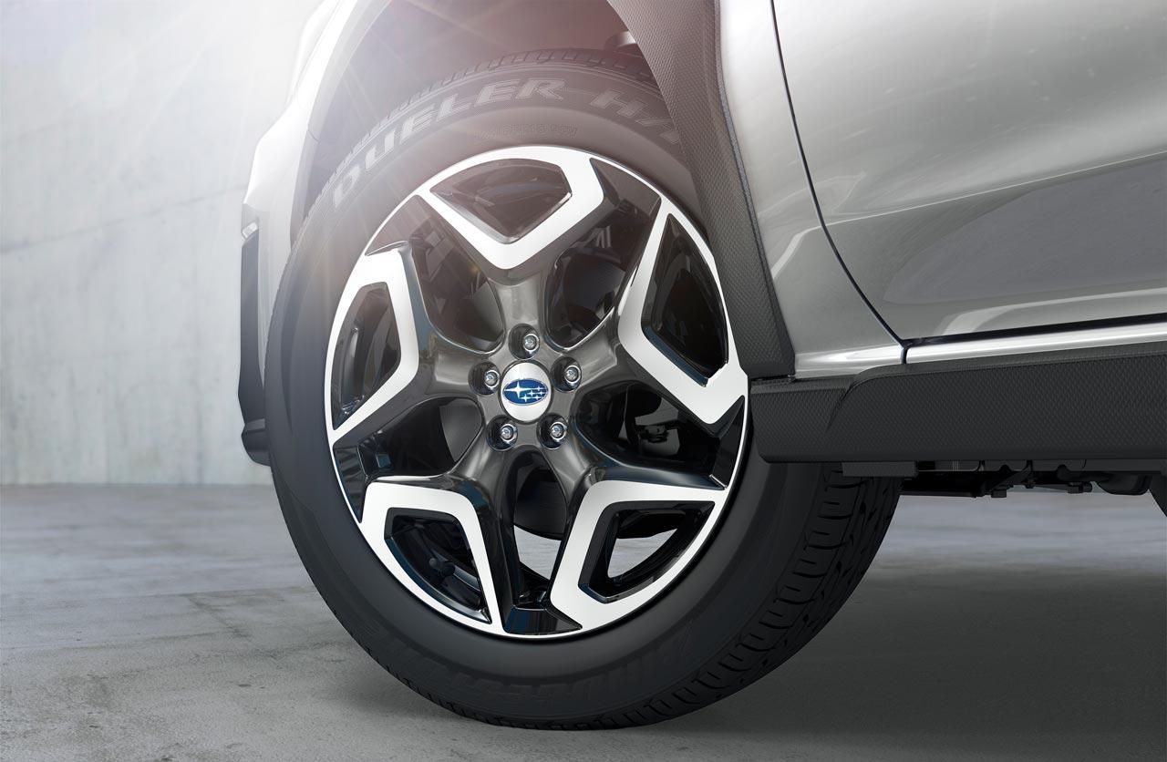 Llantas Subaru All New XV