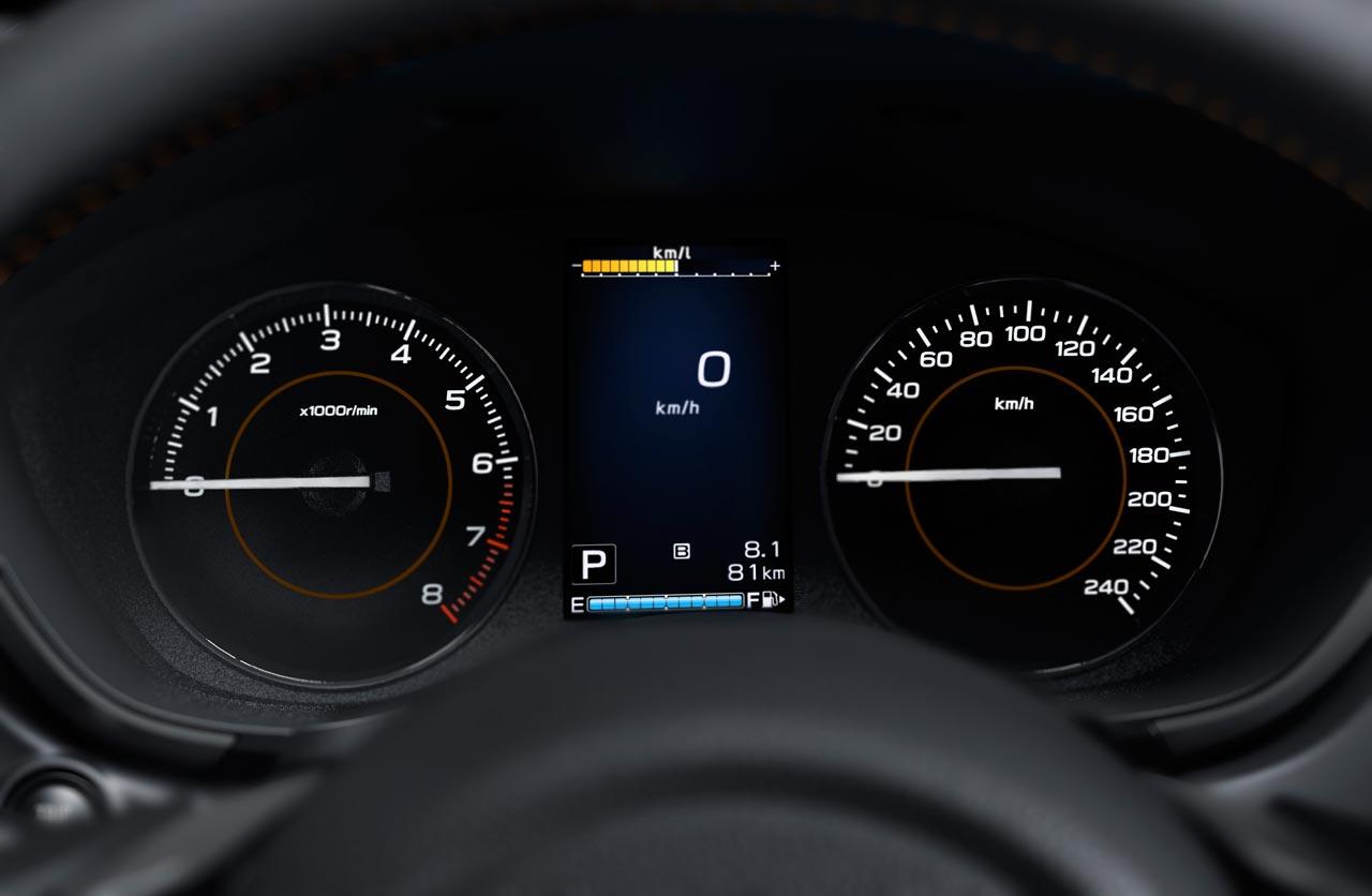 Tablero Subaru All New XV