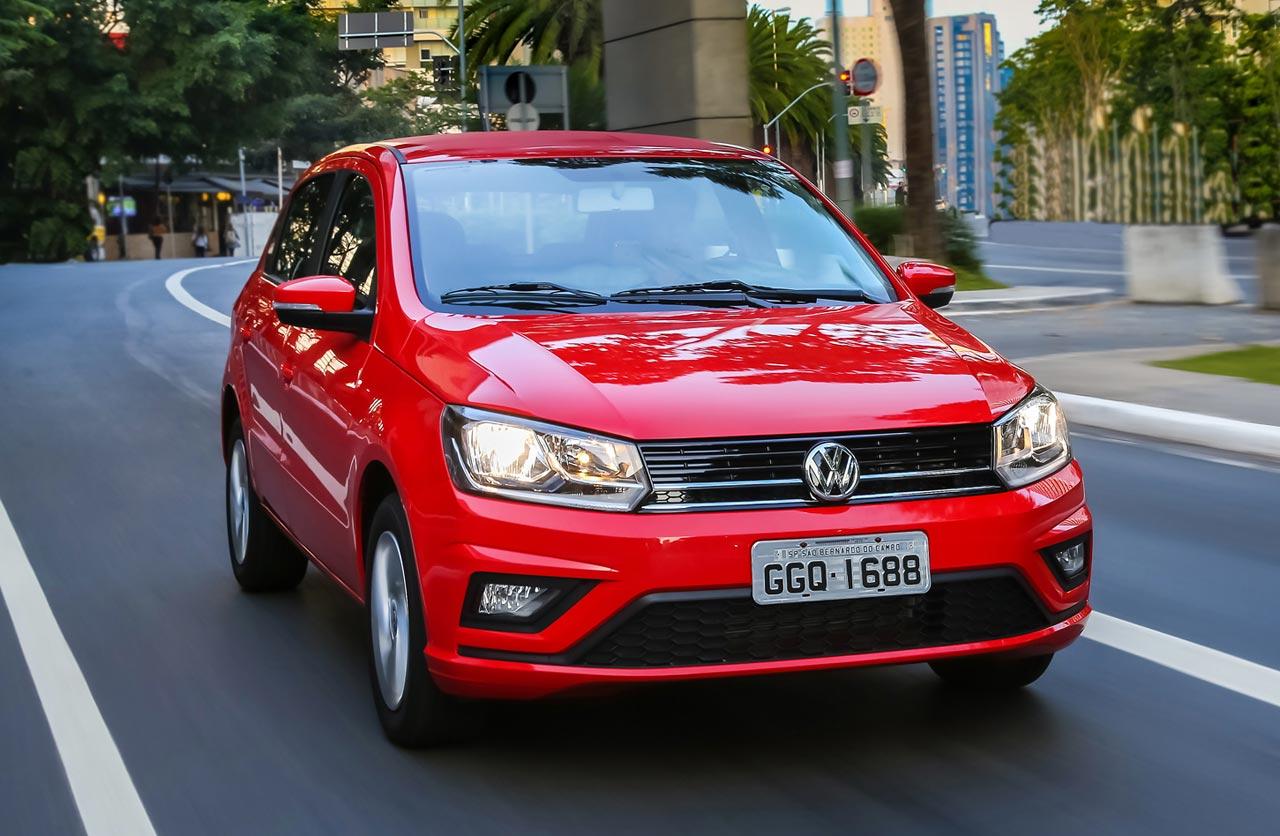 Volkswagen Gol MSI 110 CV