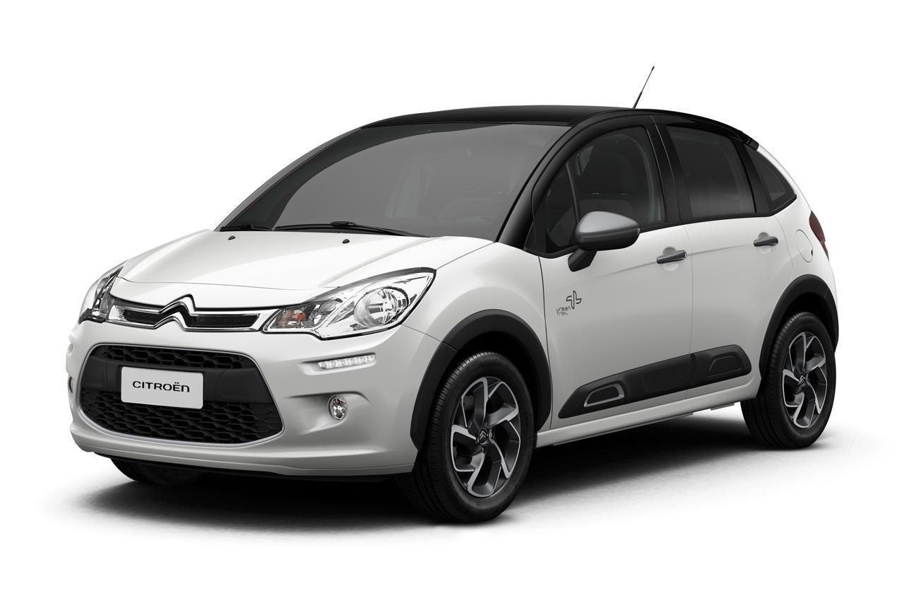 Citroën presentó el C3 Urban Trail en Argentina