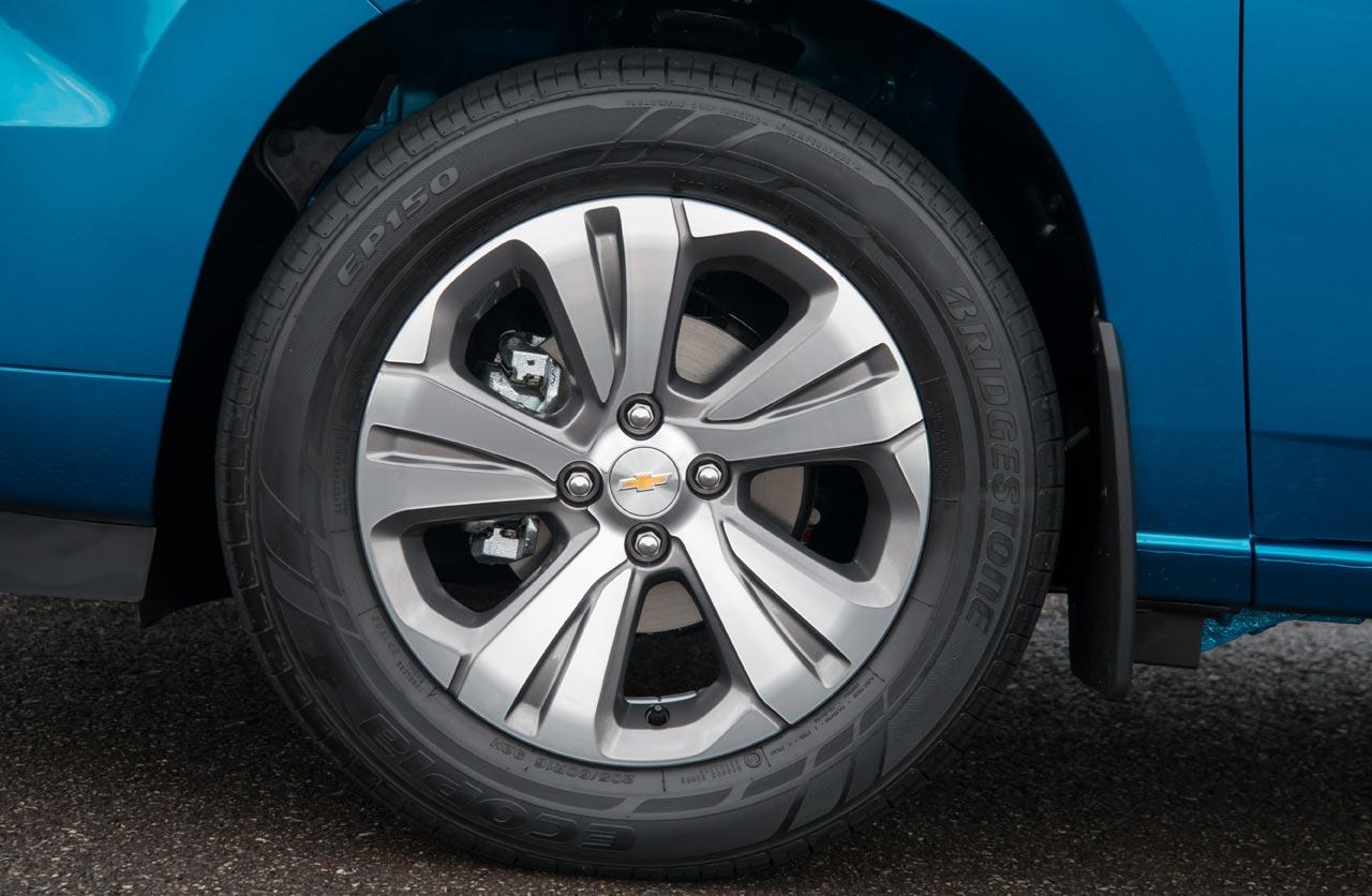 Llantas Chevrolet Spin 2019