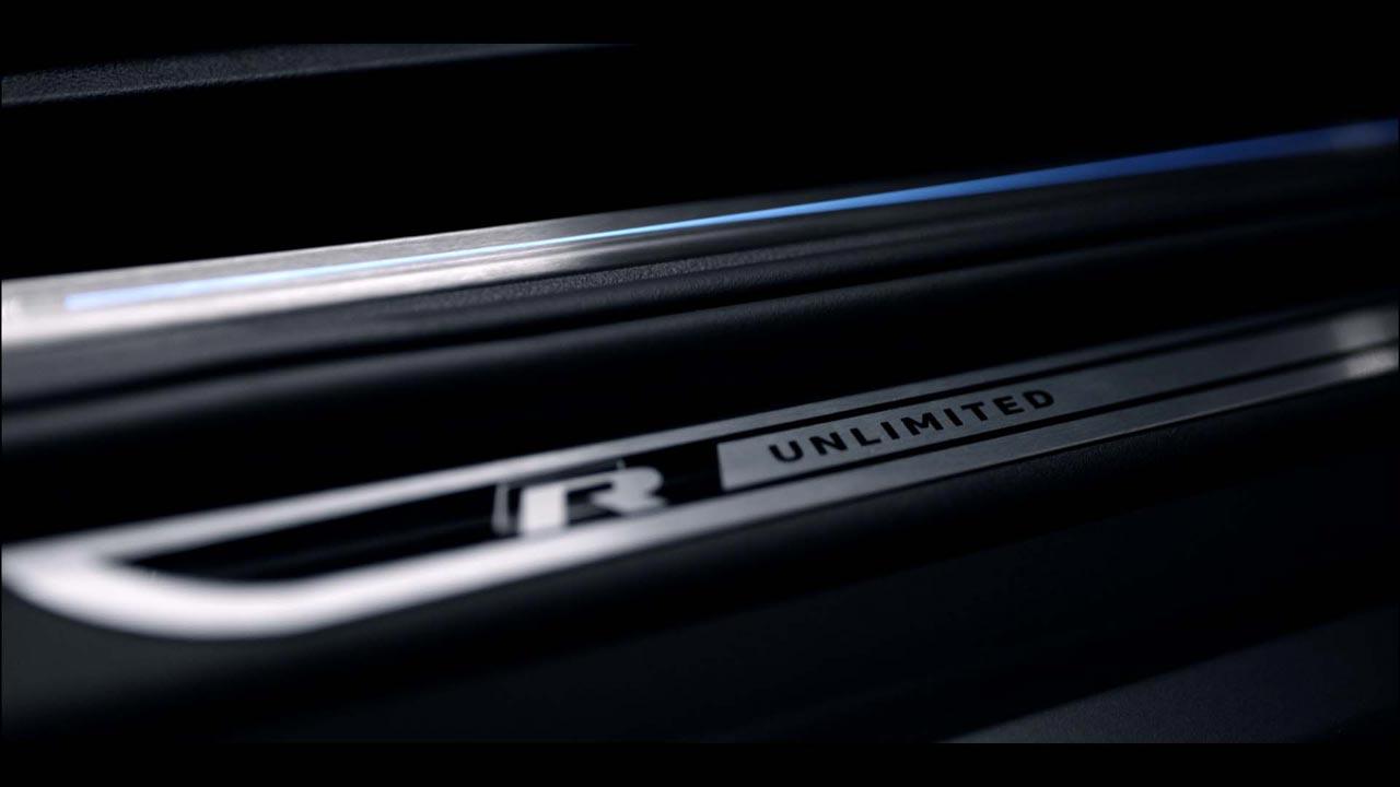Zócalos aluminio Volkswagen Golf R Unlimited