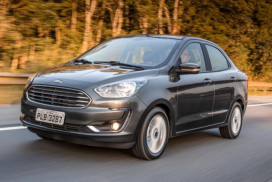 Nuevo Ford Ka 2019