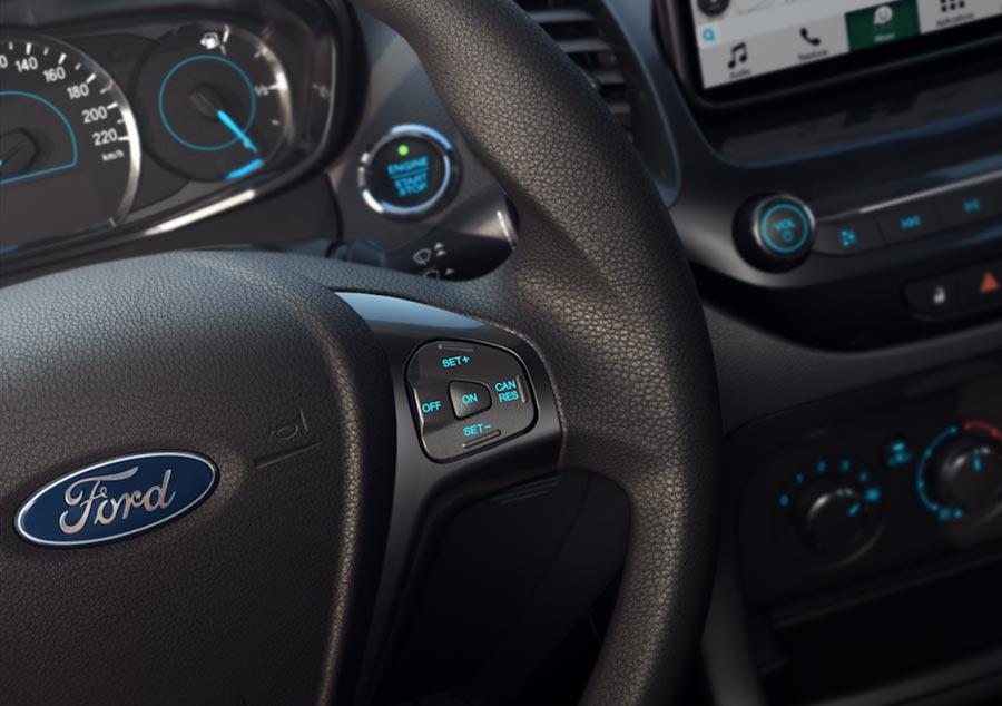 Interior Ford Ka 2019