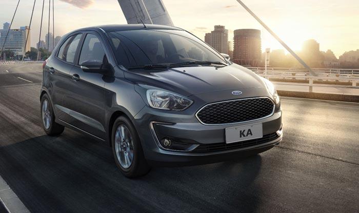 El renovado Ford Ka ya está en Argentina