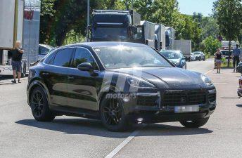 Nunca visto: un Porsche Cayenne con forma de coupé