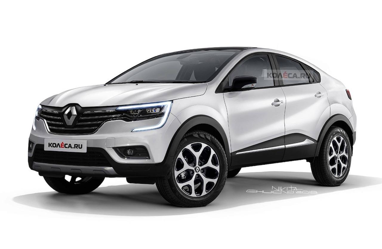 ¿Será así el nuevo crossover de Renault?