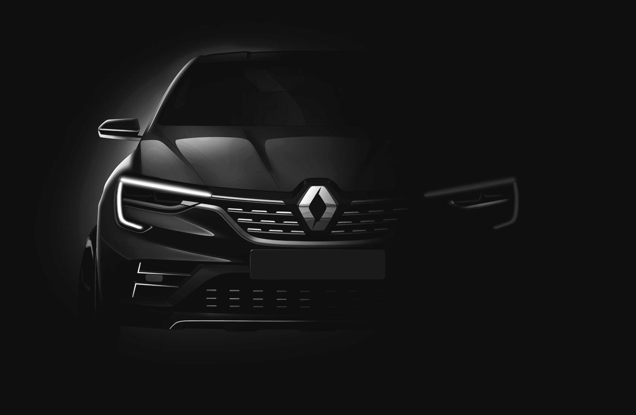 Teaser Nuevo SUV Coupé Renault