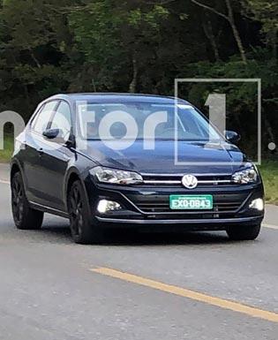 Primeras imágenes del Volkswagen Polo GTS regional
