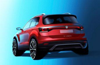 Volkswagen comenzó a develar el T-Cross