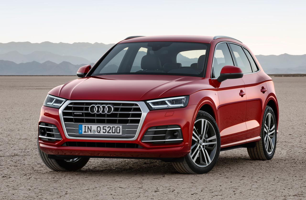Audi lanzó el Q5 Security, con blindaje de fábrica