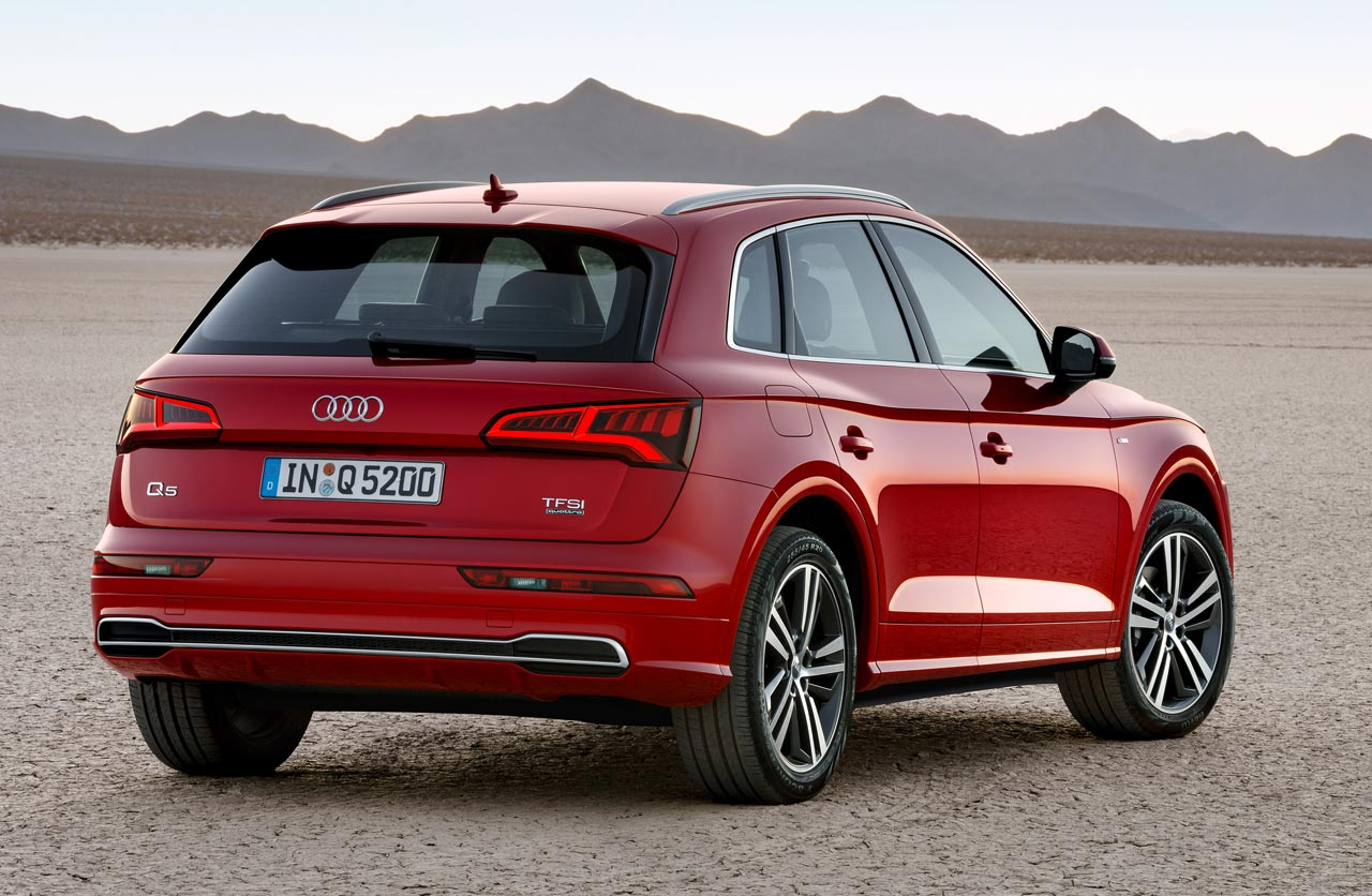 Audi Q5 Security