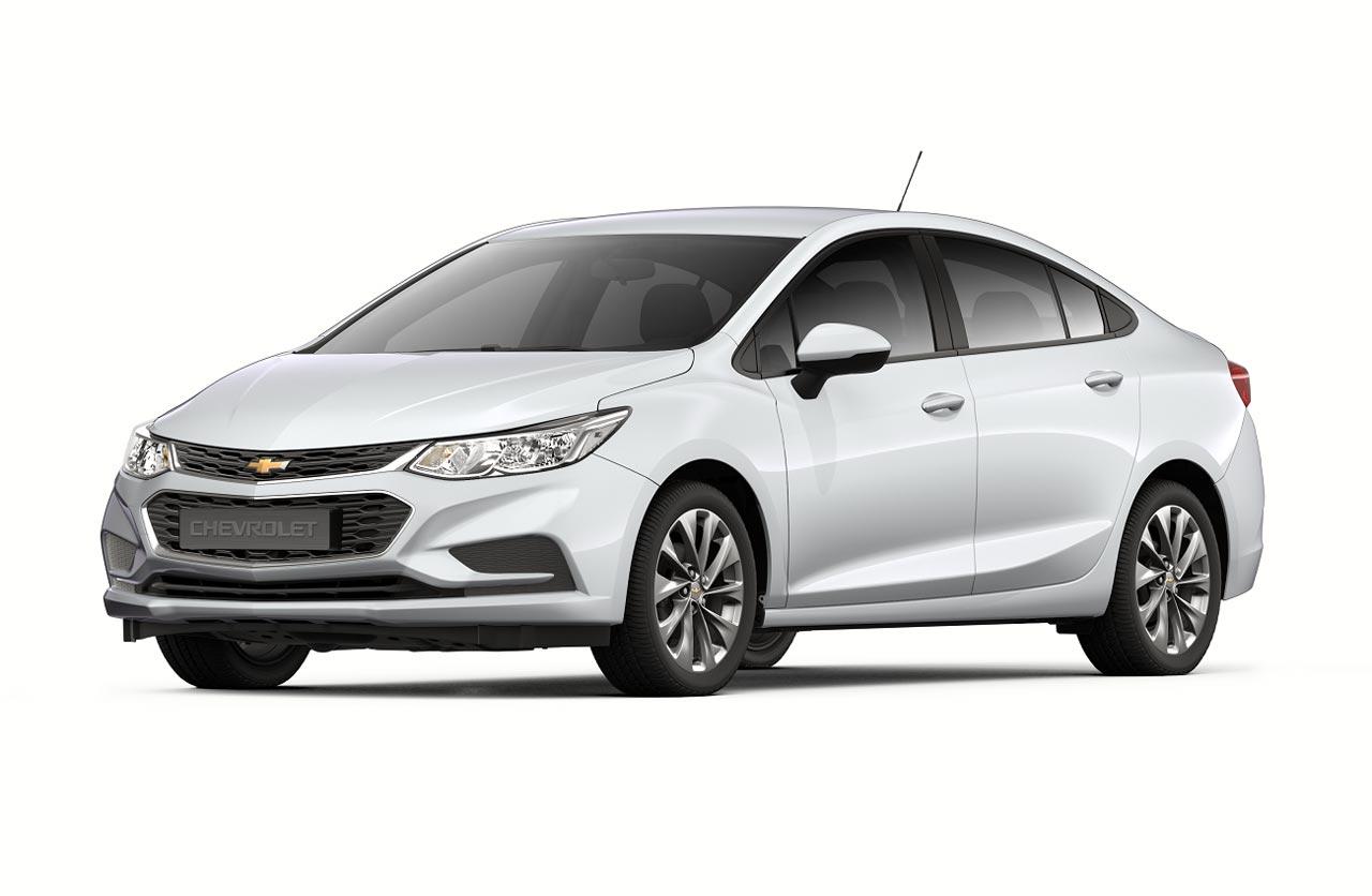 Chevrolet Cruze Sedán, con nueva versión de entrada de gama