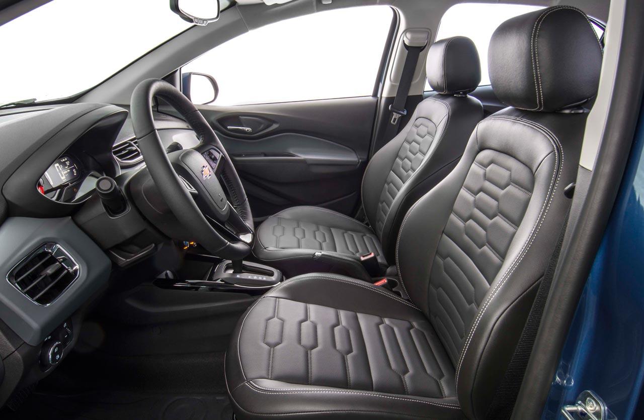 Interior Chevrolet Onix 2019