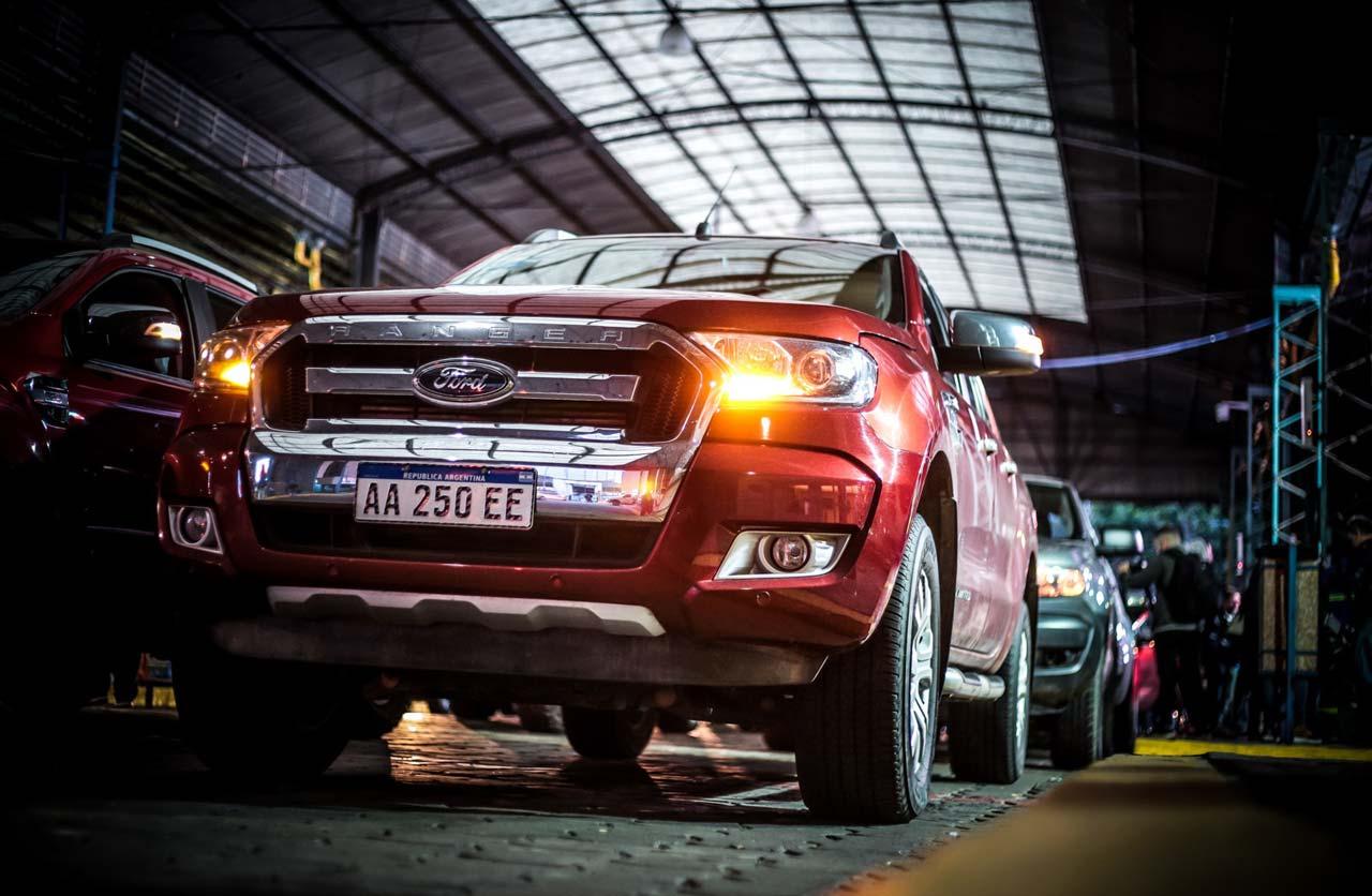 Ford Ranger Misión Solidaria