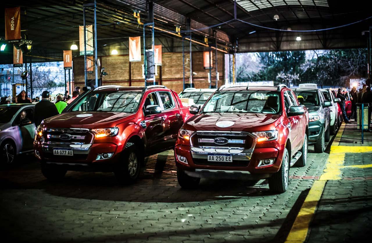 Ford acompañará por cuarto año consecutivo a la Misión Solidaria