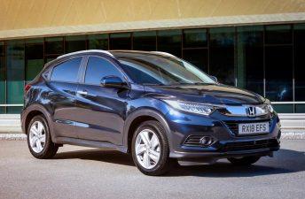 Anticipo: Honda continúa actualizando la HR-V