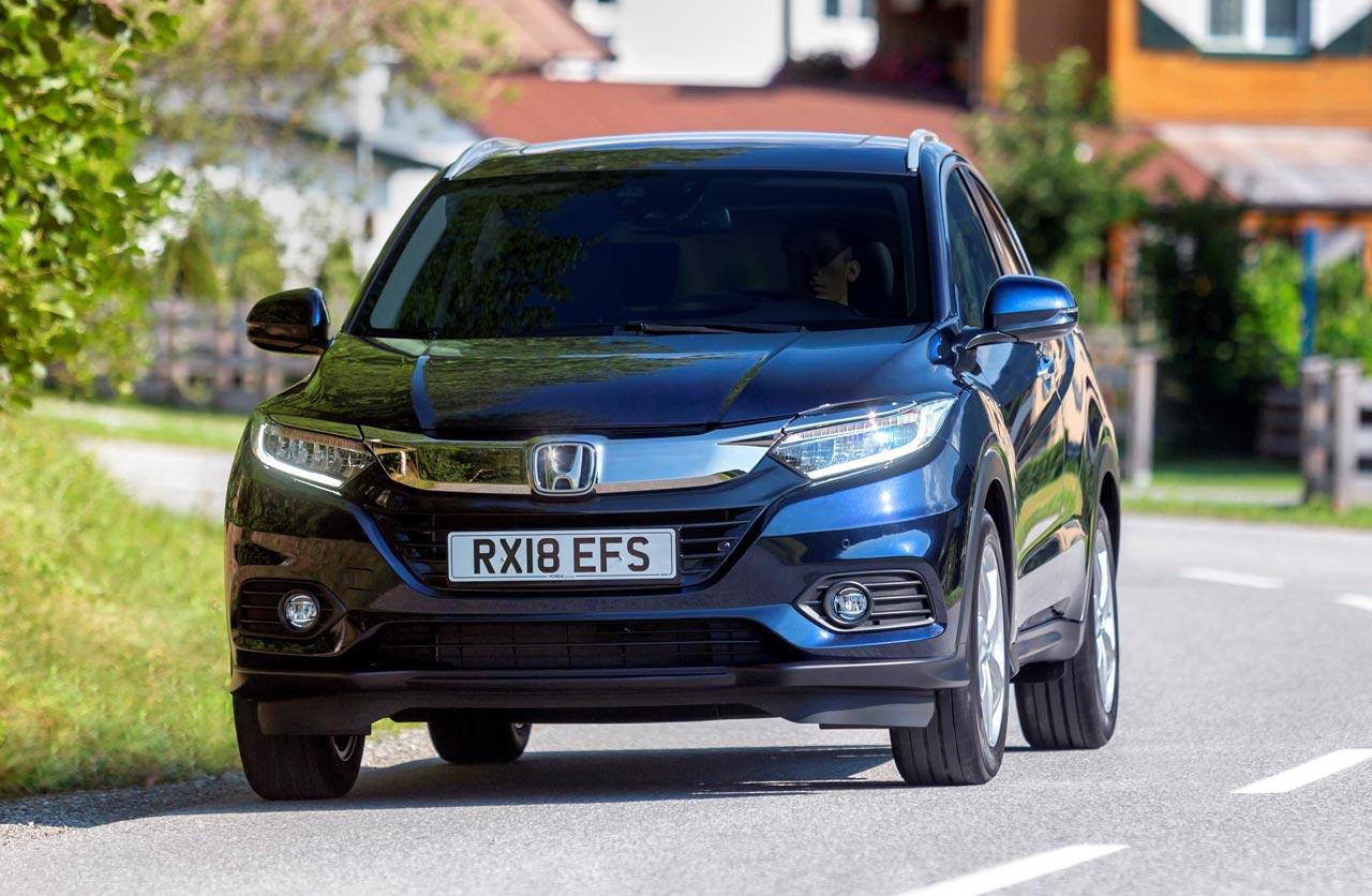 Honda HR-V 2019 Europa