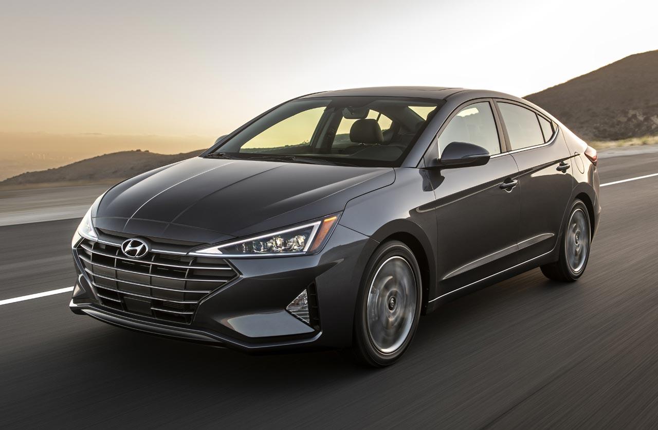 La nueva imagen del Hyundai Elantra
