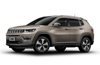 Jeep lanzó el Compass Longitude AT6 FWD