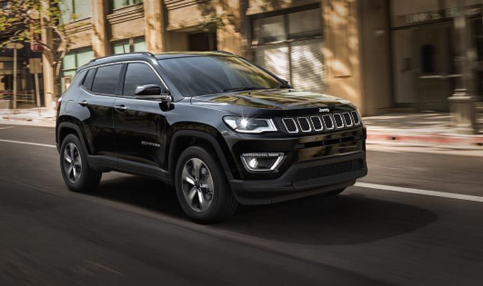 Jeep Compass Longitude AT6 FWD