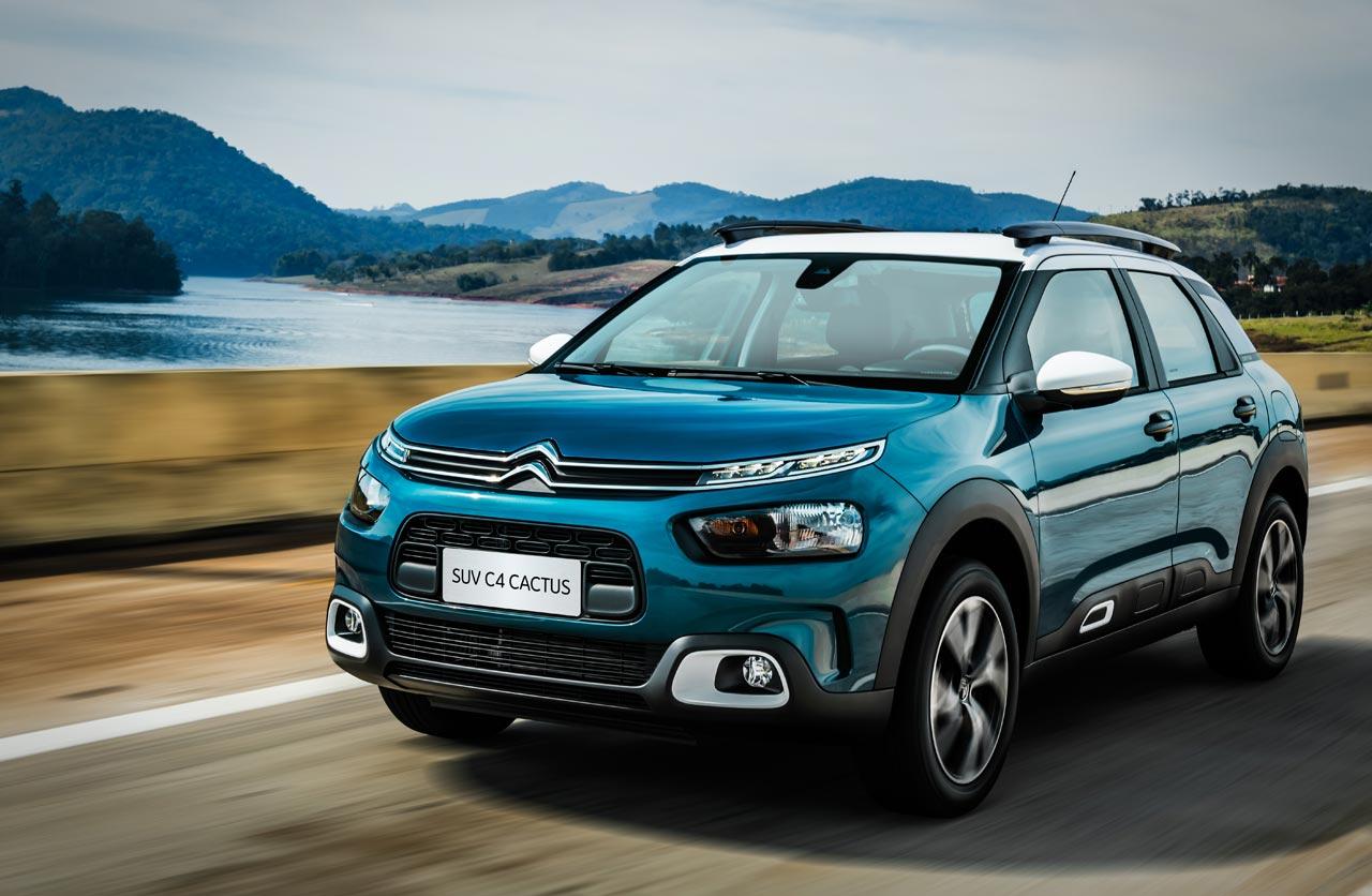 Cómo es el nuevo Citroën C4 Cactus destinado al mercado argentino