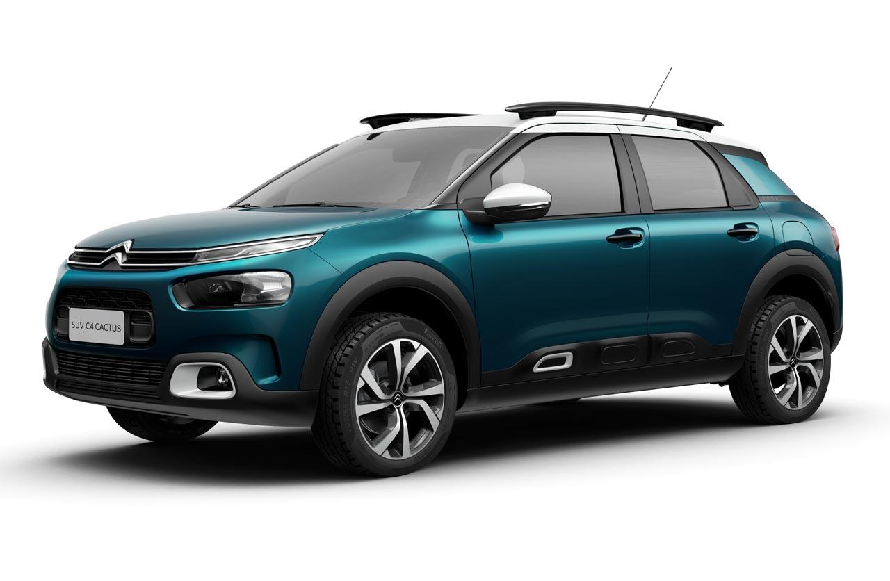 SUV Citroën C4 Cactus