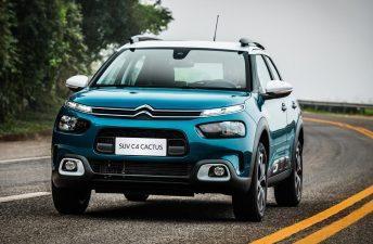 Todo sobre el Citroën C4 Cactus que llegará a Argentina