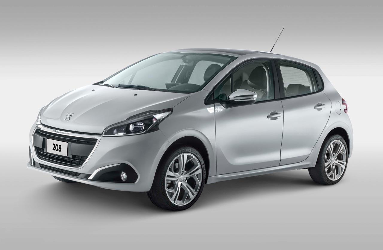 Peugeot lanzó el 208 Urban Tech