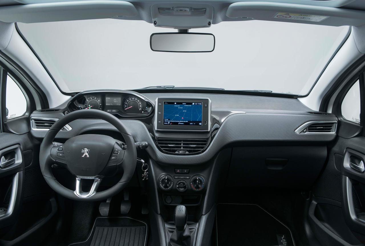 Interior Peugeot 208 Urban Tech