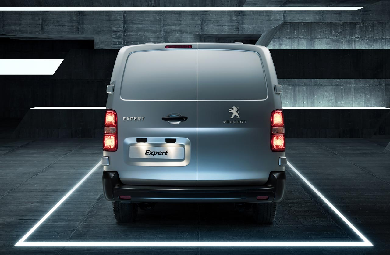 Peugeot Expert 6 plazas