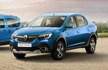 Renault tendrá un Logan Stepway regional