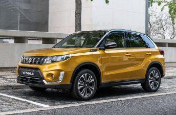 Así es la actualización de la Suzuki Vitara