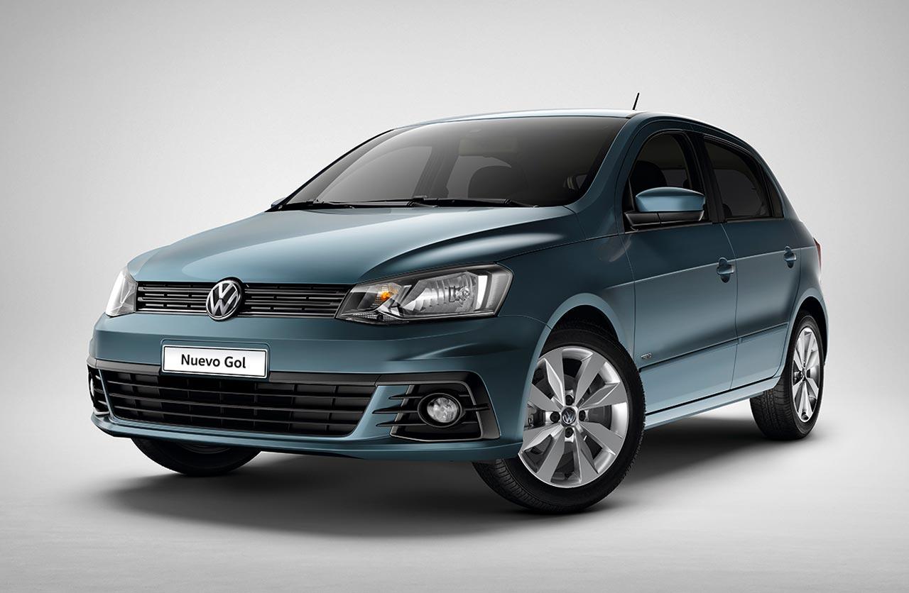 El Volkswagen Gol se ofrece a apenas 289.900 pesos