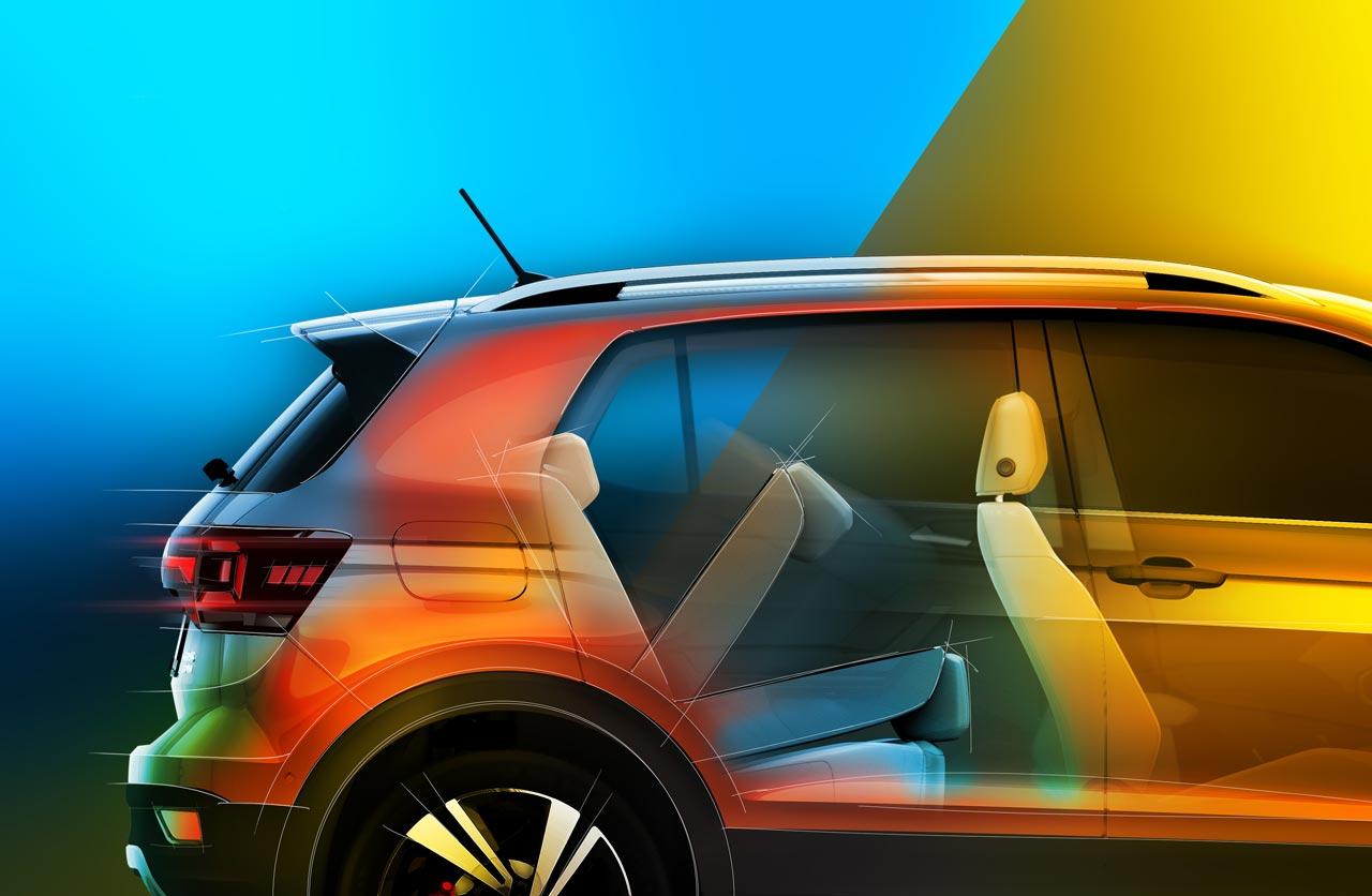 La versatilidad del Volkswagen T-Cross